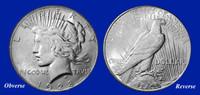 1928-P Peace Dollar XF-BU