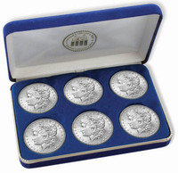 1878/1921 Morgan Dollar Set