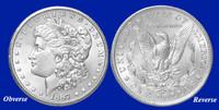 1887-O Morgan Silver Dollar - Brilliant Uncirculated Condition