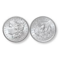 One Morgan Silver Dollar