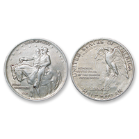 Stone Mountain Memorial Half Dollar