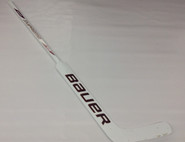 "Bauer Supreme 7500 Custom LH Pro Stock Goalie Stick  26"" Bulldogs Custom NCAA"