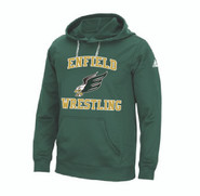 Enfield Wrestling Adidas Tech Fleece Team Hoodie Adult