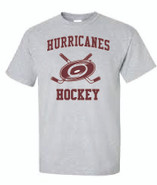 ARHS Hurricanes Gildan Cotton Short Sleeve Tee Shirt