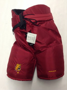 Bauer Custom Pro Hockey Pants Ferris State Bulldogs  Large Pro Stock NCAA
