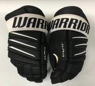 "Warrior Alpha QX Pro Custom Pro Stock Hockey Gloves Pittsburgh Penguins 14"" NHL"