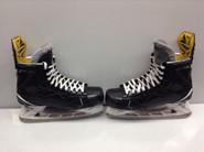 BAUER SUPREME 1S CUSTOM PRO STOCK ICE HOCKEY SKATES 8.75 9.25 D AHL Used LEEDAHL