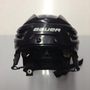 BAUER REAKT VN PRO STOCK HOCKEY HELMET BLACK LARGE BOSTON BRUINS NHL #14
