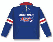 AHA Athletic Knit A1845 Sport Lace Hoodie #815