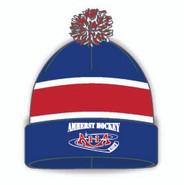 AHA Athletic Knit Team Pom Beanie Toque #812