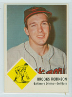 1963 Fleer Baseball 4 Brooks Robinson Baltimore Orioles Excellent to Mint
