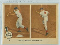 1959 Fleer Ted Williams 36 Banner Year Near-Mint