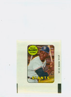 1969 Topps Decals 26 Willie McCovey San Francisco Giants Near-Mint