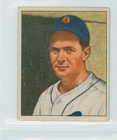 1950 Bowman Baseball 241 Neil Berry Detroit Tigers Very Good to Excellent