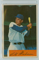 1954 Bowman Baseball 82 Billy Goodman 965 FA  Boston Red Sox Excellent