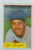 1954 Bowman Baseball 141 Joe Garagiola Chicago Cubs Excellent to Mint