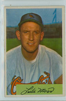 1954 Bowman Baseball 181 Les Moss Baltimore Orioles Very Good to Excellent