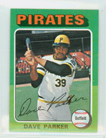 1975 Topps Mini Baseball 29 Dave Parker Pittsburgh Pirates Very Good to Excellent