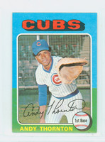 1975 Topps Mini Baseball 39 Andy Thornton Chicago Cubs Near-Mint