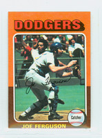 1975 Topps Mini Baseball 115 Joe Ferguson Los Angeles Dodgers Very Good to Excellent