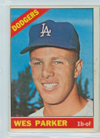 1966 OPC Baseball 134 Wes Parker Los Angeles Dodgers Very Good to Excellent
