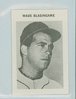 1969 Milton Bradley Baseball 28 Wade Blasingame Houston Astros Near-Mint