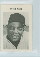 1969 Milton Bradley Baseball 173 Willie Mays San Francisco Giants Near-Mint