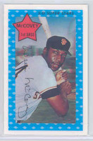 1971 Kellogg 33 Willie McCovey San Francisco Giants Near-Mint to Mint
