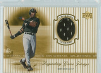 2000 Upper Deck Legendary Jerseys Insert 1:48 Barry Bonds San Francisco Giants Near-Mint to Mint