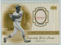 2000 Upper Deck Legendary Jerseys Insert 1:48 Lou Brock St. Louis Cardinals Near-Mint to Mint