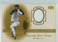2000 Upper Deck Legendary Jerseys Insert 1:48 Roger Clemens Boston Red Sox Near-Mint to Mint
