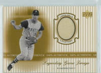 2000 Upper Deck Legendary Jerseys Insert 1:48 Bill Mazeroski Pittsburgh Pirates Near-Mint to Mint