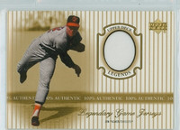 2000 Upper Deck Legendary Jerseys Insert 1:48 Jim Palmer Baltimore Orioles Near-Mint to Mint