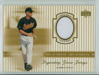2000 Upper Deck Legendary Jerseys Insert 1:48 Cal Ripken Baltimore Orioles Near-Mint to Mint