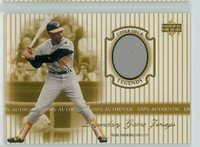 2000 Upper Deck Legendary Jerseys Insert 1:48 Frank Robinson Baltimore Orioles Near-Mint to Mint