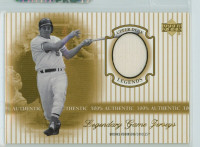 2000 Upper Deck Legendary Jerseys Insert 1:48 Brooks Robinson Baltimore Orioles Near-Mint to Mint