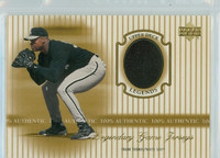 2000 Upper Deck Legendary Jerseys Insert 1:48 Frank Thomas Chicago White Sox Near-Mint to Mint