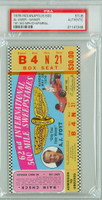 1978 Indianapolis 500 Ticket Stub - Al Unser May 28 1978 PSA/DNA Authentic