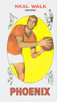 1969 Topps Basketball 46 Neal Walk ROOKIE Pheonix Suns Excellent