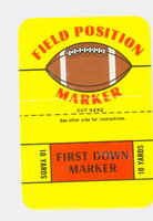 1971 Topps Football Game Field Position Near-Mint to Mint