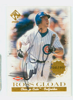 Ross Gload AUTOGRAPH 2000 Pacific Cubs   [SKU:GloaR11731_PACIFIC00]