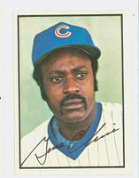 Gene Clines AUTOGRAPH 1978 SSPG All Star Gallery Cubs 