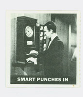 1966 Get Smart 10 Smart Punches In Single Print Fair to Poor