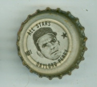 1967 Coke Caps All-Stars 31 n Gaylord Perry San Francisco Giants Excellent to Mint