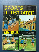 1960 Sports Illustrated May 16 Australia Good to Very Good [Lt Moisture - contents fine]