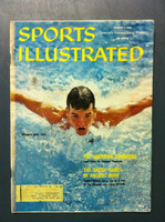 1960 Sports Illustrated August 1 Mike Troy, Swimming Fair to Good [Moisture - Contents ok]