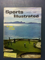 1961 Sports Illustrated January 23 The Crosby Fair to Good [Lt moisture - readable throughout]