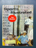 1961 Sports Illustrated April 3 Master Preview Good to Very Good [Lt moisture - contents fine]