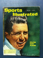 1961 Sports Illustrated May 8 Gary Player Fair to Poor [Heavy moisture - readable throughout]