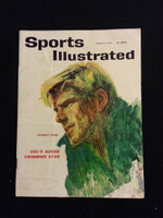1961 Sports Illustrated August 14 Murray Rose, USC Very Good- No Mailing Label